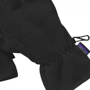 Patagonia Synchilla Fleece Gloves - Black