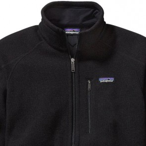 Patagonia Better Sweater Fleece Jacket - Black
