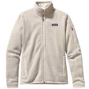Patagonia Women's Better Sweater Fleece Jacket - Raw Linen