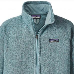 Patagonia Women's Better Sweater Fleece Jacket - Tubular Blue/Crevasse Blue