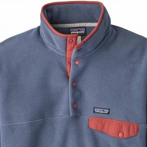 Patagonia Lightweight Synchilla Snap-T Fleece Pullover - Dolomite Blue