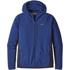 Patagonia Performance Better Sweater Fleece Hoody - Viking Blue