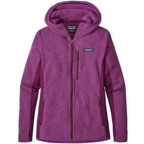 Patagonia Women's Performance Better Sweater Fleece Hoody - Ikat Purple