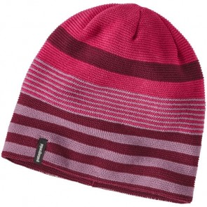 Patagonia Women's Glade Beanie - Spindrift Stripe/Craft Pink