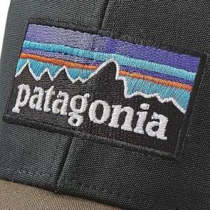 Patagonia P-6 LoPro Trucker Hat - Carbon
