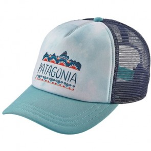 Patagonia Women's Femme Fitz Roy Interstate Trucker Hat - Crevasse Blue