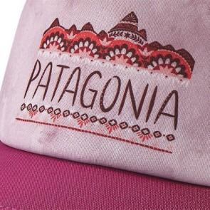 Patagonia Women's Femme Fitz Roy Interstate Trucker Hat - Magenta