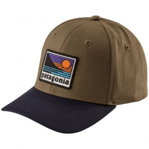 Patagonia Up and Out Roger That Hat - Dark Ash