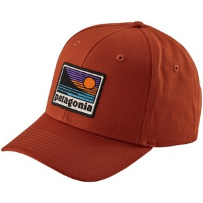 Patagonia Up and Out Roger That Hat - Roots Red