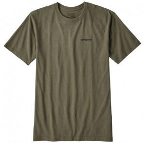 Patagonia Line Logo Badge Responsibili T-Shirt