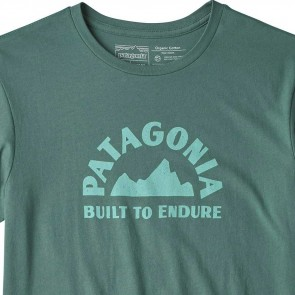 Patagonia Geologers Organic T-Shirt - Pesto