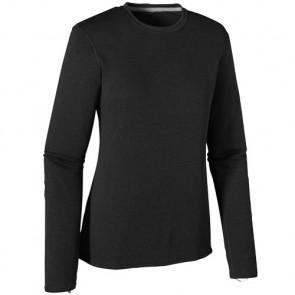 Patagonia Women's Capilene 3 Midweight Shirt - Black