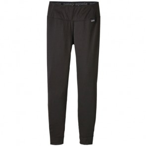 Patagonia Women's Capilene Midweight Bottoms - Black