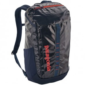 Patagonia Black Hole 25L Backpack - Navy Blue/Paintbrush Red