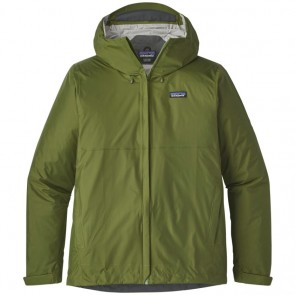 Patagonia Torrentshell Jacket - Sprouted Green