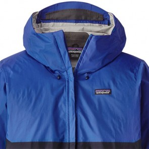 Patagonia Torrentshell Jacket - Viking Blue/Navy Blue