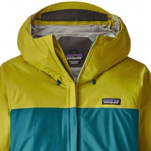 Patagonia Women's Torrentshell Jacket - Fluid Green