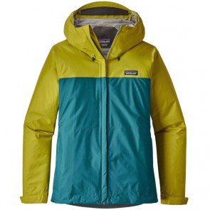 Patagonia Women's Torrentshell Jacket - Fluid Green (