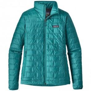 Patagonia Women's Nano Puff Jacket - Elwha Blue