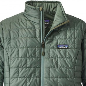 Patagonia Women's Nano Puff Jacket - Pesto