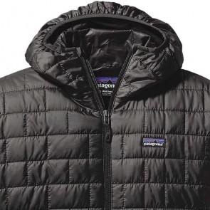 Patagonia Nano Puff Hoody Jacket - Black
