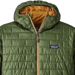 Patagonia Nano Puff Hoody Jacket - Buffalo Green