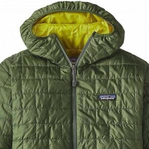 Patagonia Nano Puff Hoody Jacket - Glades Green