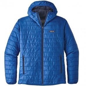 Patagonia Nano Puff Hoody Jacket - Viking Blue