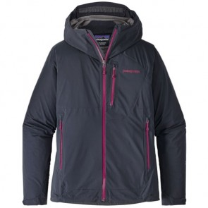 Patagonia Women's Stretch Rainshadow Jacket - Smolder Blue