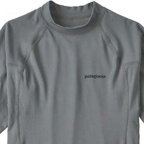 Patagonia R0 Short Sleeve Rash Guard - Feather Grey