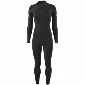 Patagonia Women's R1 Yulex 3/2.5 Back Zip Wetsuit - Black