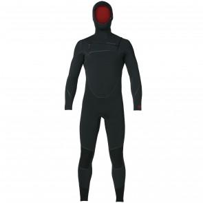 Patagonia R4 Yulex 5.5/4 Hooded Wetsuit - Black