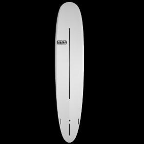 Skindog Peacemaker Thunderbolt Surfboard - White