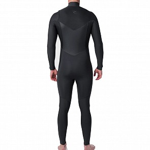 Rip Curl Dawn Patrol Performance 3/2 Chest Zip Wetsuit