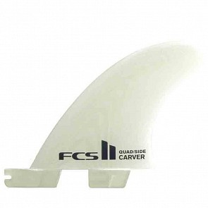 FCS II Fins Carver PG Side Bites Fin Set