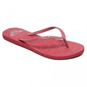 Roxy Women's Antilles Sandals - Pink Carnation
