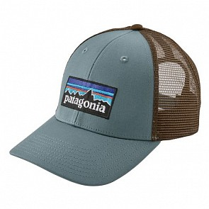 Patagonia P-6 LoPro Trucker Hat - Shadow Blue