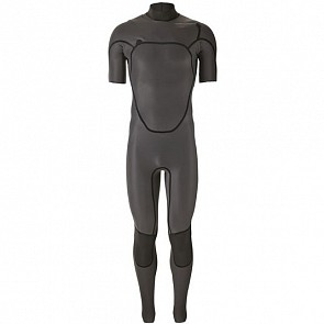 Patagonia R1 Lite Yulex 2mm Short Sleeve Chest Zip Wetsuit