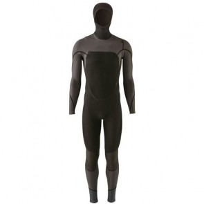 Patagonia R5 Yulex 6.5/5 Hooded Chest Zip Wetsuit