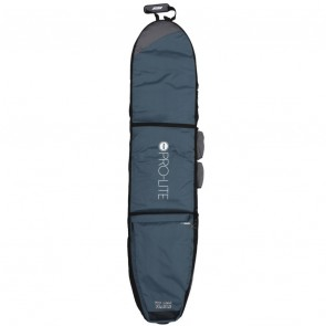 Pro-Lite Boardbags Wheeled Coffin Longboard Travel Bag
