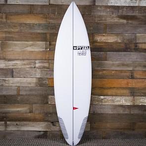Pyzel Ghost 6'4 x 20 1/4 x 2 8/9 Surfboard - Deck