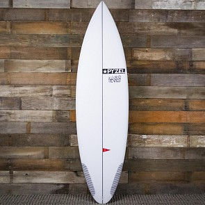 Pyzel Ghost 6'5 x 20.38 x 3 Surfboard - Deck