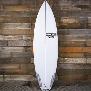 Pyzel Phantom 6'1 x 20.25 x 2.63 Surfboard - Deck
