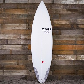 Pyzel Ghost 6'4 x 20 1/4 x 2 8/9 Surfboard - Deck