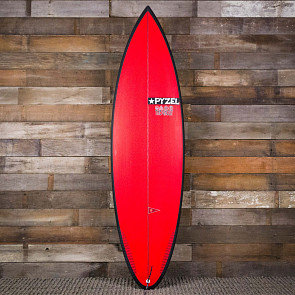 Pyzel Ghost 6'4 x 20.25 x 2.88 Surfboard - Deck
