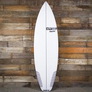 Pyzel Phantom 6'0 x 20 x 2.56 Surfboard - 3 Fin - Deck