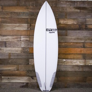Pyzel Phantom 6'1 x 20.25 x 2.63 Surfboard - Deck