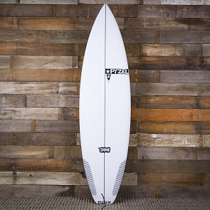 Pyzel Shadow 6'1 x 19 1/4 x 2 1/2 Surfboard - Deck