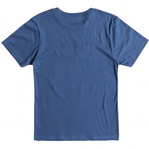 Quiksilver Youth Hula Pena T-Shirt - Bright Cobalt