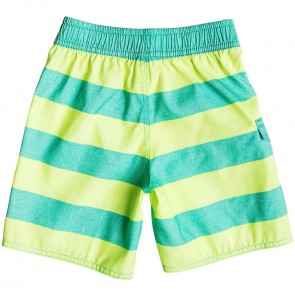 Quiksilver Toddler Everyday Brigg Boardshorts Boardshorts - Pool Green